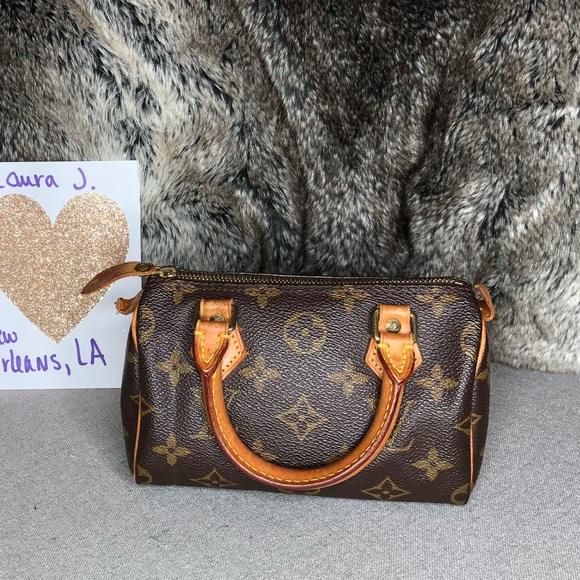 Louis Vuitton Handbags - ♥️SOLD♥️Louis Vuitton Speedy Mini Monogram